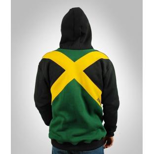 VIDA JAMAICA FLAG BLACK Hoodie