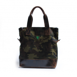 Camo Street Tote Bag, Handbag Shoulder Camouflage Military Designer Top Quality