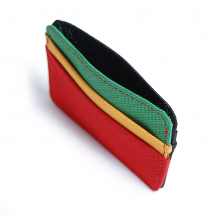 Card Holder Wallet - Rasta