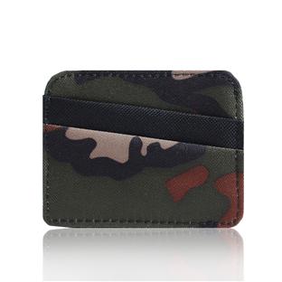 Card Holder Wallet -Camo