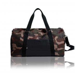 Duffle Bag Black Travel