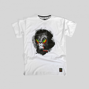 TSHIRT WARRIOR WHITE